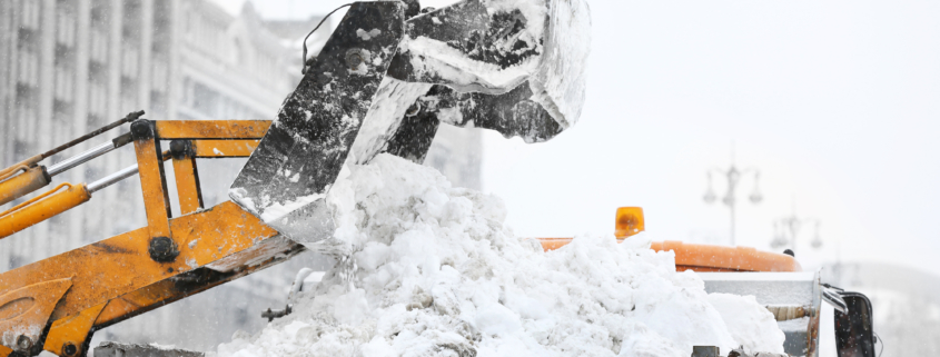 Understanding a Commercial Snow Removal Contract